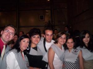 Graduación Periodismo 2004