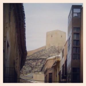 castillo de Lorca 2