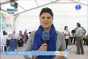 Elecciones mayo 2011. TVE Murcia